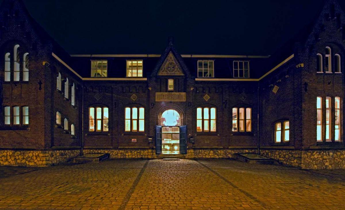 Teekenschool en Rijksmuseum zijn buren