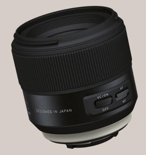 Tamron SP35 f/1.8 vc prime lens