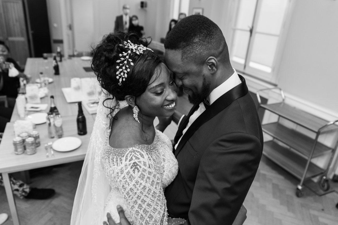 Wedding Enene and Emeka - First dance.